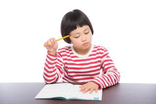 子供,勉強,集中力,イメージ画像