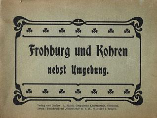 Führer Frohburg Kohren Umgebung