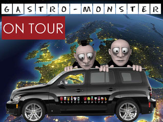 gastro- monster on Tour