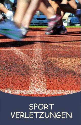 Sportverletzungen naturheilkundlich behandeln - Hobbysportler - Leistungssport - Psychosomatische Energetik - PSE - Akupunktmassage - Heilpraktiker Rheine