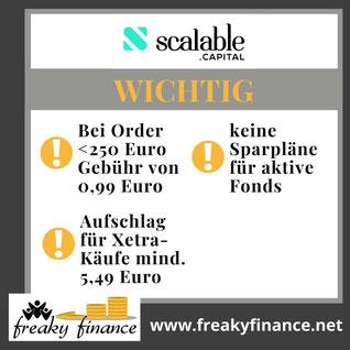 freaky finance, Neobroker-Vergleich, Scalable Capital Broker, FAQ Neobroker, Brokerwahl, Fragen