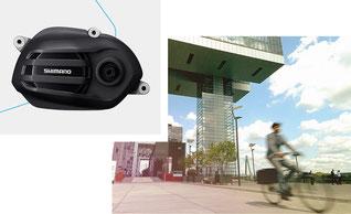 Der Shimano Steps E5000 e-Bike Antrieb