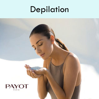 kosmetische Behandlung Depilation