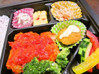 和光大学ポプリホール鶴川への楽屋弁当