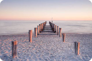 Die Ostsee in Deutschland