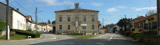 Mairie de TRIAUCOURT-EN-ARGONNE - MEUSE
