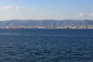 Blinddarm des Marmarameeres: Izmit Körfezi