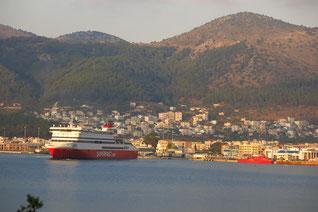 Fährhafen Igoumenitsa