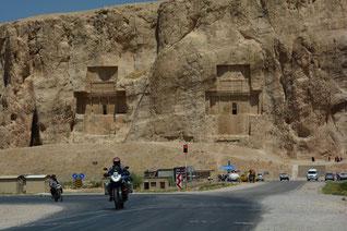 Königsgräber von Rostam