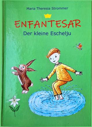 """Buchcover zum Buch """"Der kleine Eschelju"""" (Vorschaubild)"""