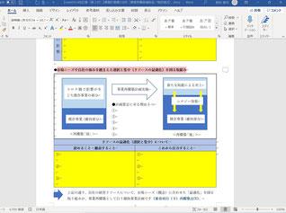事業再構築補助金専用事業計画書の雛形サンプル③