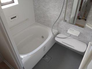 イクメンリフォームによる、岐阜県各務原市のお風呂・システムバスの激安リフォーム