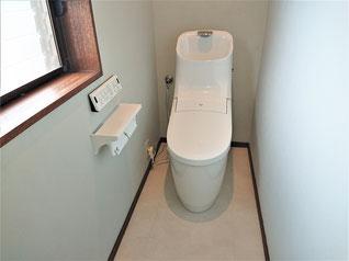 岐阜県大垣市 トイレの激安リフォーム