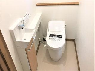 トイレのリフォ-ム 岐阜