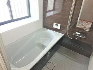 岐阜県大垣市のお風呂・システムバスの激安リフォーム
