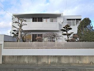 イクメンリフォームによる岐阜県瑞穂市の激安外壁塗装工事