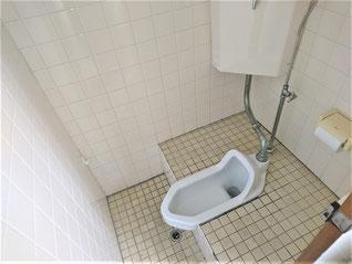 和式トイレを洋式トイレにリフォ-ム 岐阜