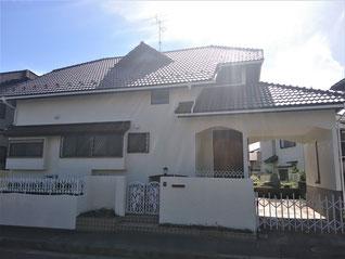 岐阜県各務原市 激安、屋根・外壁塗装工事