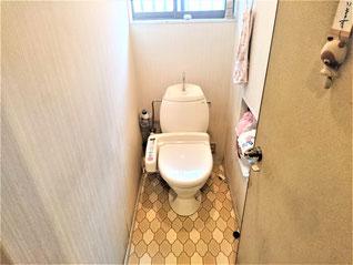 トイレのリフォ-ム 岐阜県可児市