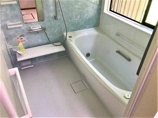 お風呂のリフォ-ム 愛知県一宮市