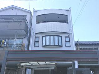 岐阜県岐阜市 激安、外壁塗装
