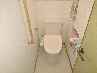 トイレのリフォ-ム 岐阜間可児市