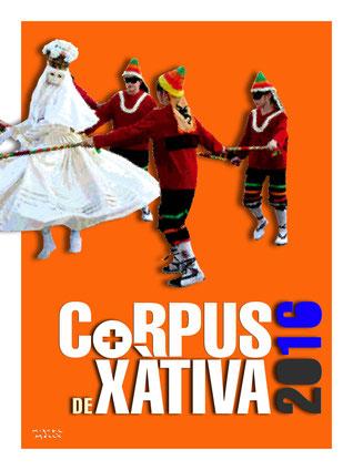 El Corpus en Xàtiva
