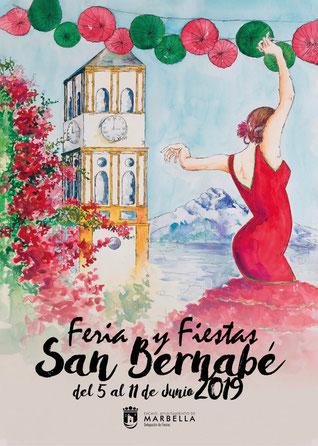 Feria y Fiestas de San Bernabé en Marbella