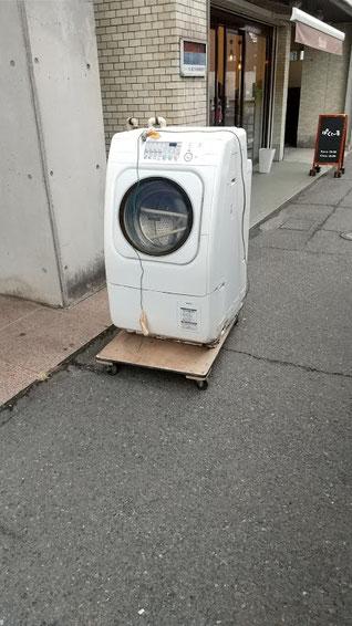 不用品回収の写真