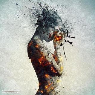 O Coeur du Present - La Fibromyalgie - cedric chaineau