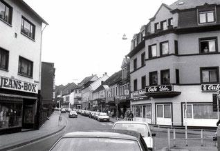 dudweiler, café weber, saarbruecker strasse