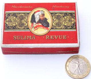Sulima Revue Cigaretten
