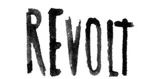 apollo-artemis, fashion, design, sustainable, handmade, typography, ink, revolt