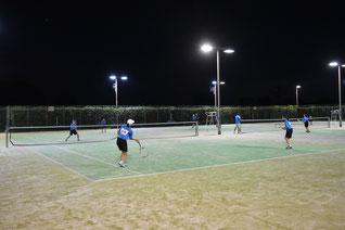選抜ソフトテニス