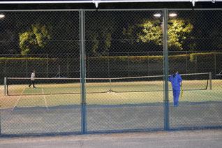 選抜硬式テニス