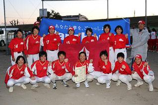 中学生準優勝の栃木選抜A