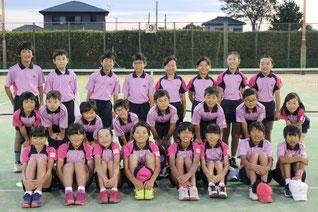 太田支部 ジュニアソフトテニス
