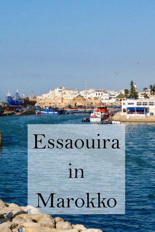 Reisebericht zu Essaouira in Marokko