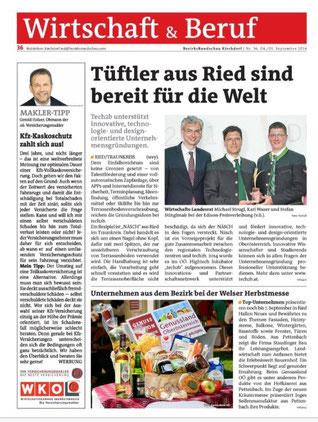 Aus Werner  Fischer wurde Karl Waser ;-)