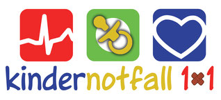Logo Kindernotfall 1x1