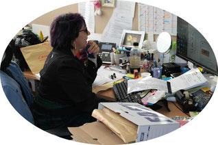 Emi, secrétaire-comptable