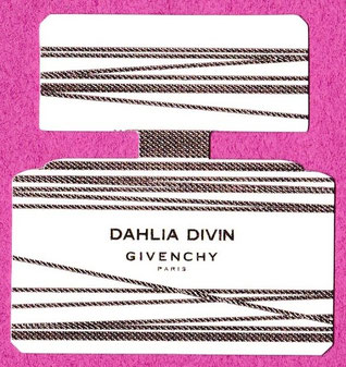 2014/2015  - REPLIQUE DAHLIA DIVIN