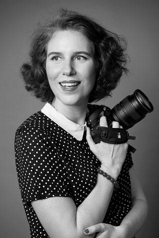 Portrait der Fotografin Dr. Yvonne Sophie Thöne aus Immenhausen bei Kassel