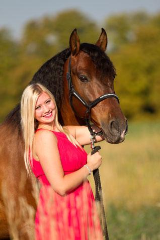 Private Pferdefotoshooting