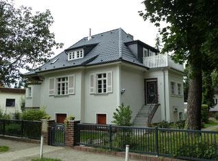 Nachher - anthrazit Dachbeschichtung