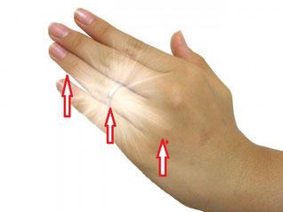 腕のねじれを薬指で今すぐできる、簡単セルフケア