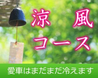 エアコンガスチャージ カートピア石橋/島根県松江市