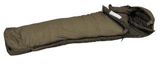 Winterfester Schlafsack
