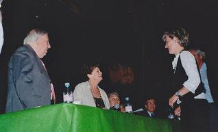 2008 Remise du Prix Taylor par A. Le More et P. Ambille