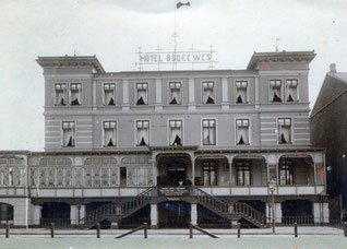 Hotel Bodewees 1892